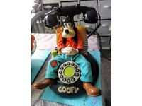 Disney animated telephone