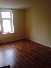 2 BEDROOM RECENTLY REFURBISHED LARGE UPSTAIRS FLAT FOR RENT