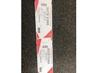 2x Justin Bieber standing tickets. General Admission