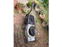 2 - stroke lawn mower Victa