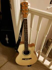 """40"""" Electro-Acoustic Western Guitar by Gear4Music - FOR SALE"""
