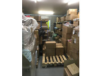 Part Time Storeroom Assistant required, starting in Early March at £8 per hour.