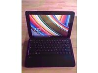 GOOD CONDITION | HP Pro 410 x2 laptop hybrid tablet I5-4202Y 4GB RAM 128 GB SSD Win 8 AZERTY