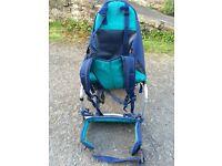Karrimor rucksack baby carrier