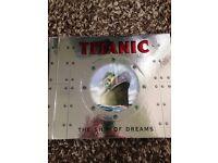 Titanic pop up book