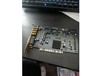Creative X-Fi Xtrememusic Sound Card For Sale