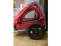 Halfords trail buggy, single seater, very good condition