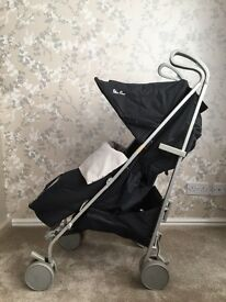 Silver cross dazzle pushchair