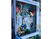 1000 piece Disney Pixar jigsaw