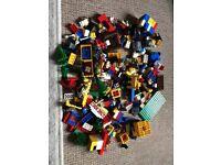 Lego (mixed job lot)
