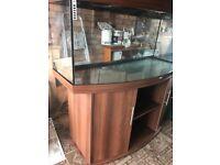 5ft Juwel vision 450 marine tropical cold water fish Tank aquarium