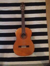 Suzuki classical guitar (Rare)