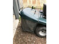 Hayter 15/30 grass collector box