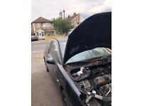 Peugeot 206 as spare parts