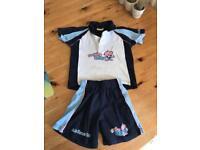 Rugby Tots Kit, age 2-3, JoJo Maman Bebe