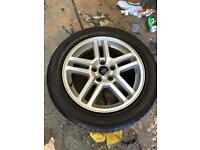 4 x Ford 16 inch alloy wheels for focus, fiesta ect