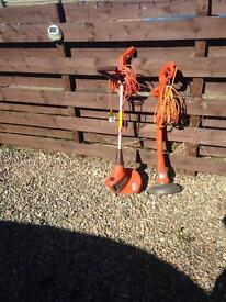 Flymo electric strimmers £10 for both