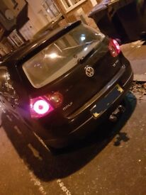 Golf mk5 1.6 2004 6speed with towbar
