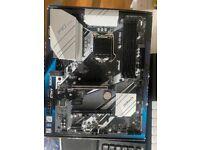 Intel i5-10400F + ASRock B460 Pro4 + bequiet! Pure Power 11 500W 80+ Gold Combo