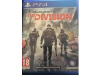 Selling the division for PS4 £15