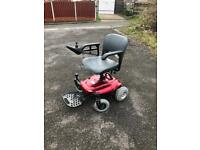 BETTERLIFE CAPRICORN ELECTRIC WHEEL CHAIR POWER CHAIR MOBILITY SCOOTER WALKING AID