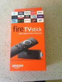 Amazon Alexa Firestick