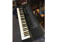 Casio Keyboard and Yamaha Stand
