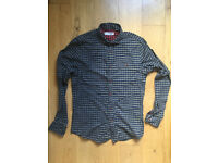 Ben Sherman check shirt, size medium
