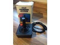Original Atari joystick from the 1980's.