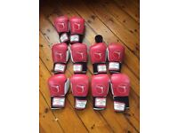 5 Pairs of Sparring/Training Boxing Gloves (RRP £46 Each)