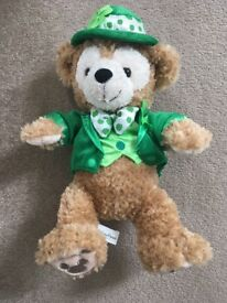 Genuine Disney Duffy bear from Disney parks in Florida