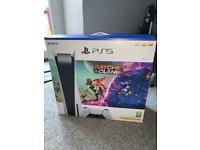 🔥SONY PLAYSTATION 5 DISC EDITION RATCHET & CLANK BUNDLE BRAND NEW SEALED🔥
