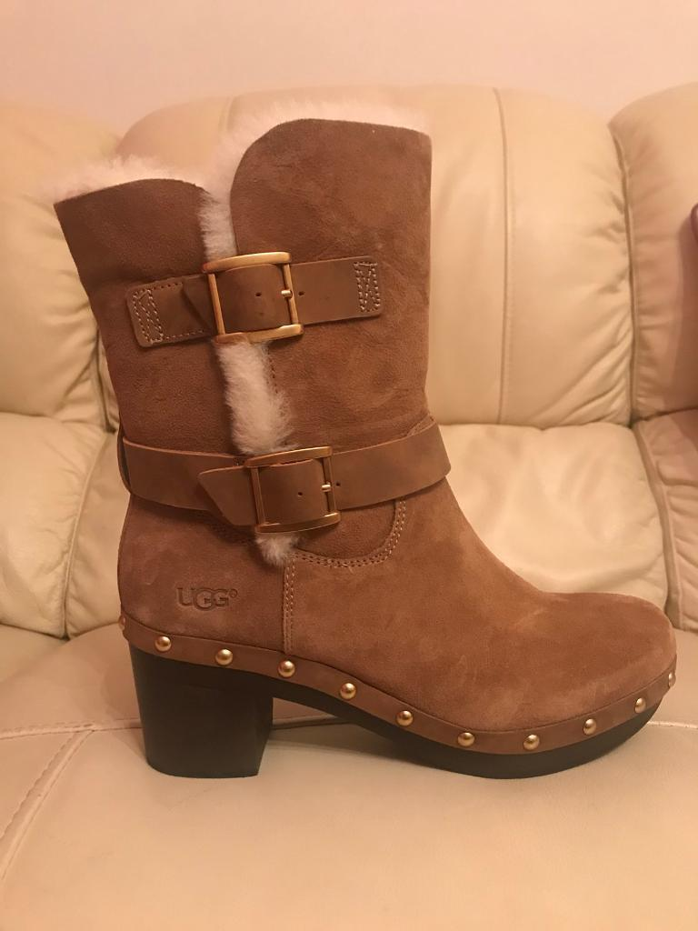 ec74ffd4a1b Nottinghamshire New 5 Boots Ugg As Ladies Nottingham 5 In Size ...