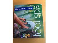 Remington Aroma Foot Spa