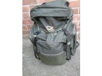 large carp rucksack