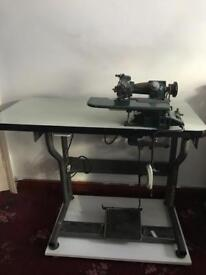 Industrial Antique Hemming sewing machine