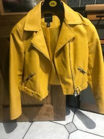 New look Jacket size 10