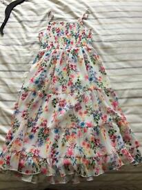 5-6yrs maxi dress