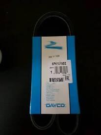 Alternator elastic belt for Ford and Mazda