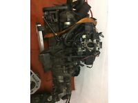 BMW e36 2.5 engine and box
