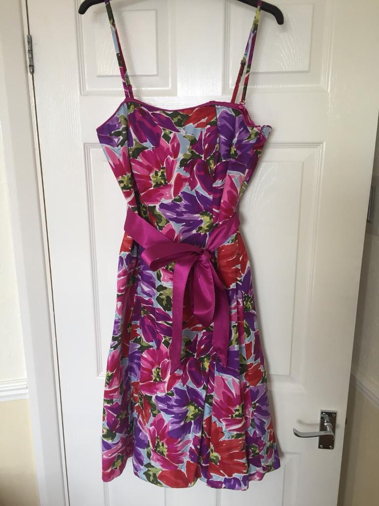 Debenhams Debut Prom/Wedding Dress Size 10 | in Brimington ...