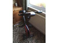Exercise Bike £20