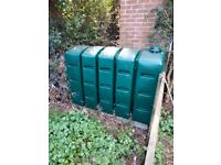 Slimline oil tank in great condition £45 for quick sale