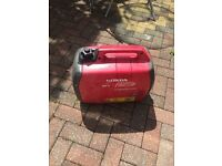 Honda i 20 generator spares or repair starts