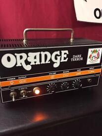 Orange Dark Terror - 7w/15w tube amp