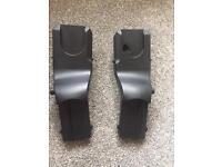 Silver Cross Wayfarer/Pioneer Maxi Cosi Adaptors
