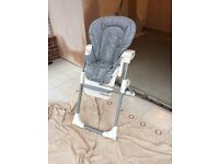 Highchair for sale (Joie)