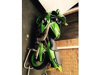 Kawasaki Ninja zxr 636