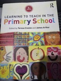 Primary Education University textbooks