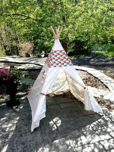 Kids Teepees and Play Tents! $20 off now! Lots of Selection, ships from Calgary!